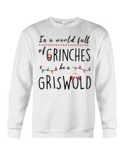 Be a Griswold Crewneck Sweatshirt front