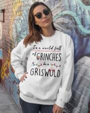 Be a Griswold Crewneck Sweatshirt lifestyle-unisex-sweatshirt-front-3