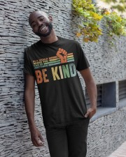 Be Kind In The World Classic T-Shirt apparel-classic-tshirt-lifestyle-front-33