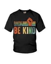 Be Kind In The World Youth T-Shirt thumbnail