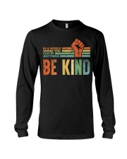 Be Kind In The World Long Sleeve Tee thumbnail