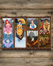 Haunted Mansion Stretching Portraits Mashup 24x16 Poster poster-landscape-24x16-lifestyle-15