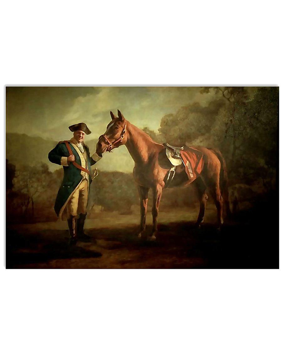 Tony Soprano Horse Poster 24x16 Poster