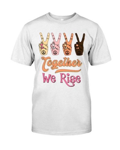 Together We Rise Four Hand