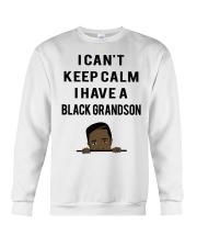 I Have A Black Grandson Crewneck Sweatshirt thumbnail