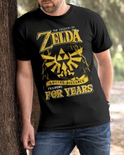 Zelda Social Distance Classic T-Shirt apparel-classic-tshirt-lifestyle-front-51