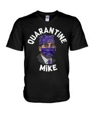 Funny Mike  V-Neck T-Shirt thumbnail