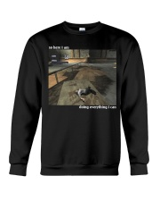 Doing Everything I Can Crewneck Sweatshirt thumbnail