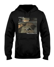 Doing Everything I Can Hooded Sweatshirt thumbnail