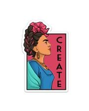 Create Sticker - Single (Vertical) front