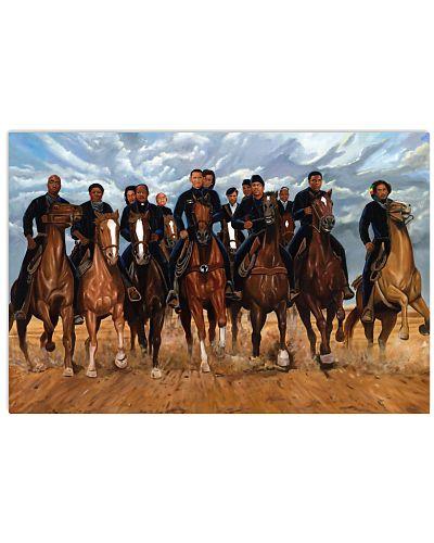 Horse Riding Hero Poster
