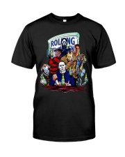 Rolling Classic T-Shirt front