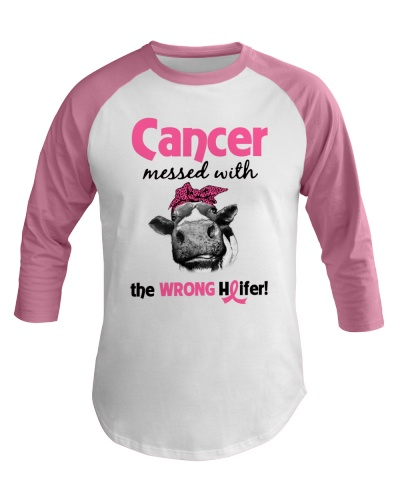 Cancer Messed With Wrong Heifer