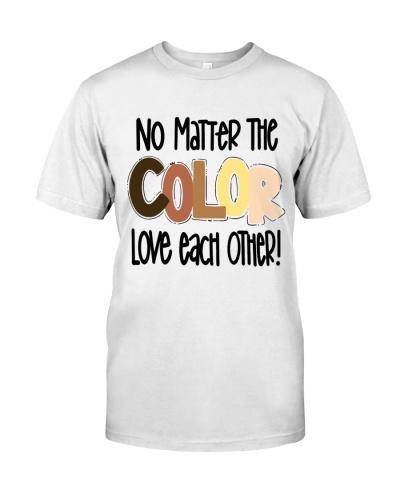 No Matter The Color