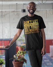 Don't Let Classic T-Shirt apparel-classic-tshirt-lifestyle-front-34