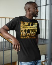 Don't Let Classic T-Shirt apparel-classic-tshirt-lifestyle-front-36