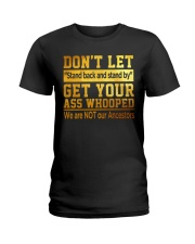 Don't Let Ladies T-Shirt thumbnail