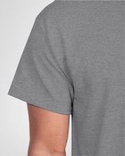 Stay Home And Watch Grey's Anatomy Classic T-Shirt garment-tshirt-unisex-detail-front-sleeve-01