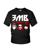 3MB Farewell Tour Youth T-Shirt thumbnail