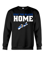 Stay The Blazes Home 2 Crewneck Sweatshirt thumbnail