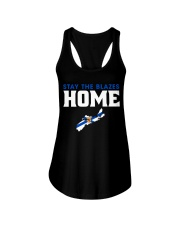 Stay The Blazes Home 2 Ladies Flowy Tank thumbnail