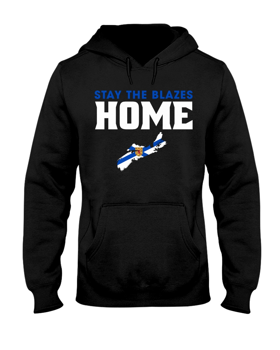 Stay The Blazes Home 2 Hooded Sweatshirt