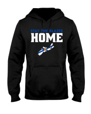 Stay The Blazes Home 2 Hooded Sweatshirt front