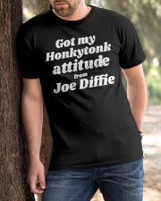 Honkytonk Attitude Classic T-Shirt apparel-classic-tshirt-lifestyle-front-51