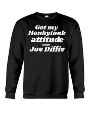 Honkytonk Attitude Crewneck Sweatshirt thumbnail