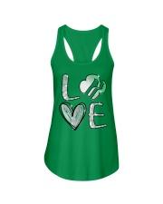 Love Girl Scout Ladies Flowy Tank thumbnail
