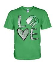 Love Girl Scout V-Neck T-Shirt thumbnail