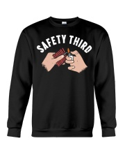 Safety Third Crewneck Sweatshirt tile