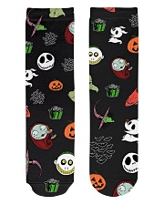 Nightmare Characters Crew Length Socks front
