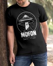 Mufon UFO Classic T-Shirt apparel-classic-tshirt-lifestyle-front-51
