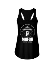 Mufon UFO Ladies Flowy Tank thumbnail