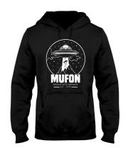 Mufon UFO Hooded Sweatshirt thumbnail