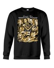 Prince Hall Masons Crewneck Sweatshirt thumbnail