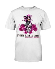 Fight Like A Girl Classic T-Shirt tile