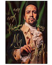 Hamilton  11x17 Poster front
