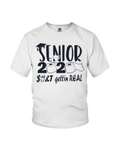 Senior 2020 Getting Real Youth T-Shirt thumbnail