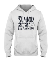 Senior 2020 Getting Real Hooded Sweatshirt thumbnail