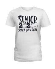 Senior 2020 Getting Real Ladies T-Shirt thumbnail