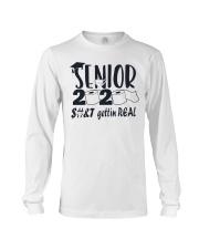 Senior 2020 Getting Real Long Sleeve Tee thumbnail