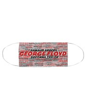 George Floyd 1 Face Mask Cloth face mask aos-face-mask-coverlet-lifestyle-front-01