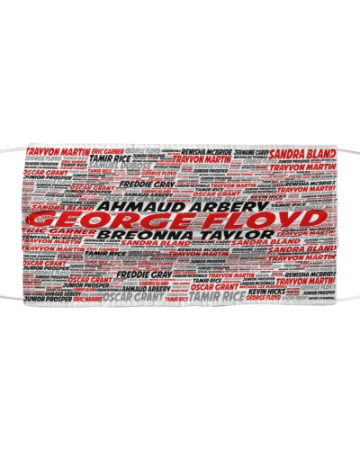 George Floyd 1 Face Mask
