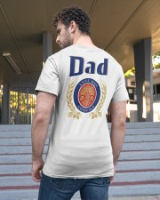 Dad A Fine Woman Classic T-Shirt apparel-classic-tshirt-lifestyle-back-48