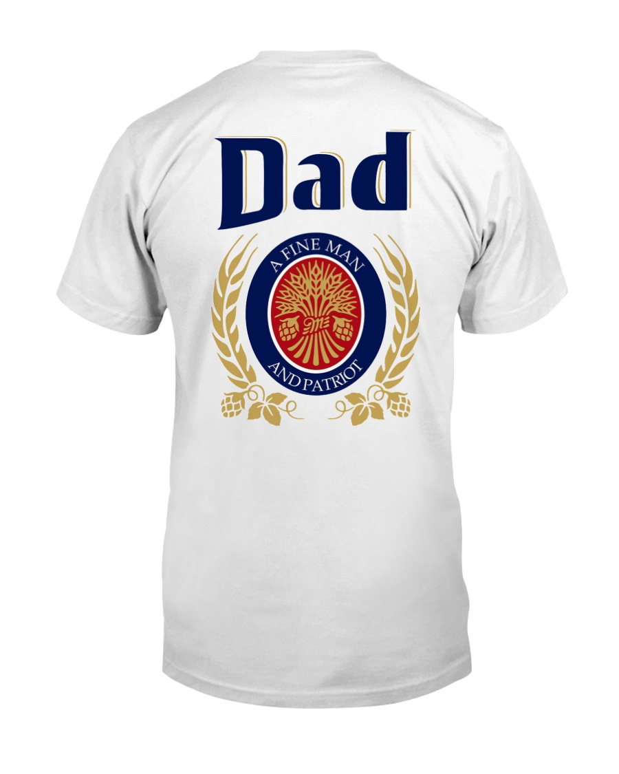 Dad A Fine Woman Classic T-Shirt