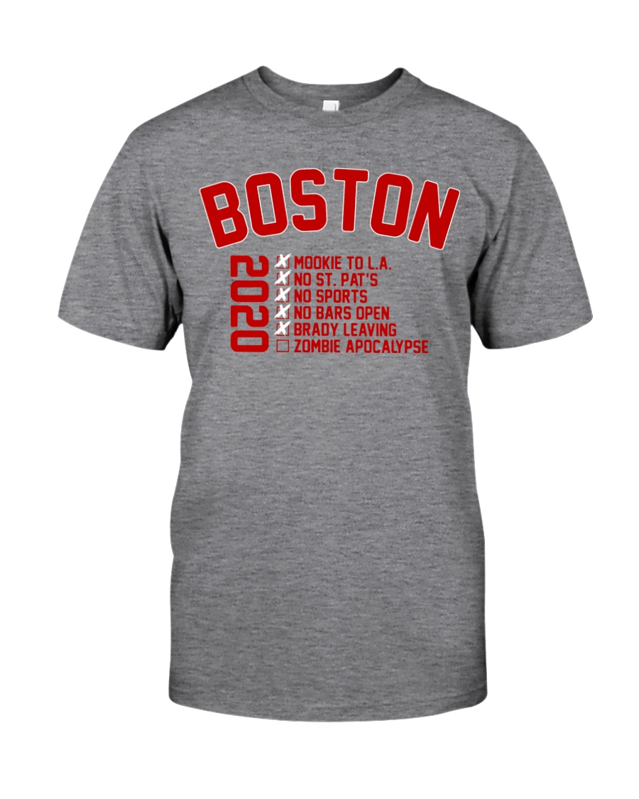 Boston 2020 Classic T-Shirt