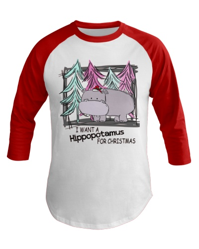 Hippopotamus For Christmas