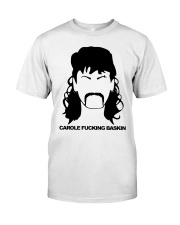 Carole Baskin Classic T-Shirt front